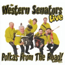 Western Senators - Polkas From the Road! - LIVE