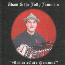 Adam Sandhurst and the Jolly Jammers - Memories are Precious