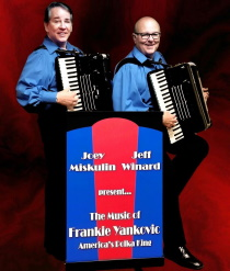 Winard and Miskulin - On the Road, A Salute to Frank Yankovic