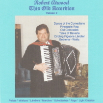Atwood from Eurofest - This Old Accordion, Volume 2