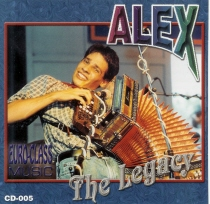 Meixner, Alex - The Legacy