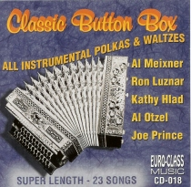 Classic Button Box, All Instrumental Polkas & Waltzes