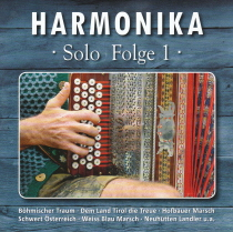 Harmonika - Solo Folge 1 - Instrumental Button Box Accordion