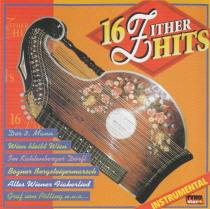 16 Zither Hits - Instrumental