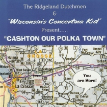 Brueggen, Gary and The Ridgeland Dutchmen - Cashton Our Polka Town