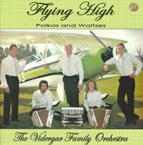 Vidergar - Flying High Polkas and Waltzes