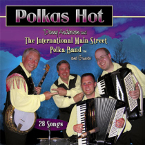 International Main Street Polka Band - Polkas Hot