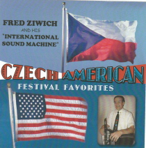 Ziwich - Czech-American Festival Favorites