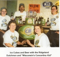 Brueggen, Gary and The Ridgeland Dutchmen - Ice Cubes and Beer