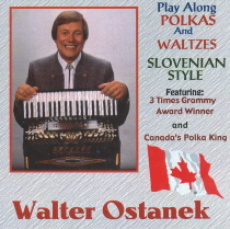 Ostanek - Play Along Polkas and Waltzes