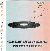 Vyhlidal - Old Time Czech Favorites Volume #1 and #2
