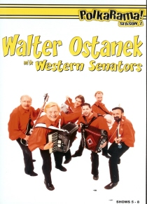 Western Senators with Walter Ostanek - PolkaRama! Season 2 Shows 5-8 - DVD