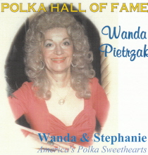Wanda and Stephanie - Polka Hall of Fame