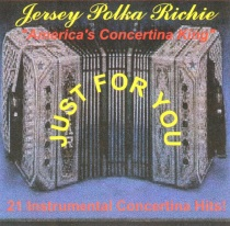 Jersey Polka Richie - Just For You