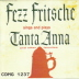 Fezz Fritsche - Sings and Plays Tanta Anna and Other Favorites