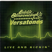 Blazonczyk, Eddie - Live and Kickin' - 2 CDs