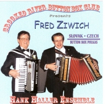 Ziwich - Crooked River Button Box Club - Slovak/Czech Button Box Polkas