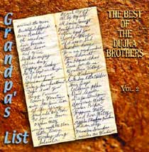 Dujka - Grandpa's List, The Best of The Dujka Brothers, Volume 2