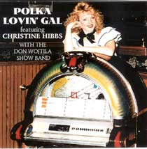 Wojtila, Don with Christine Hibbs - Polka Lovin' Gal