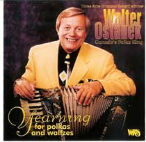 Ostanek - Yearning for Polkas and Waltzes