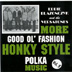 Blazonczyk, Eddie - More Good Ol' Fashion Honky Style Polka Music, Volume 3