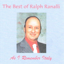 Ranalli - The Best of Ralph Ranalli - As I Remember Italy